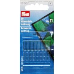 Иглы Prym 121307 короткие для шитья №11