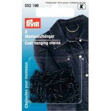 Петля-вешалка Prym 552196 для пальто черная