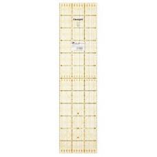 Універсальна лінійка Prym 611308 з сантиметровою шкалою 15 x 60 см