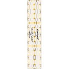 Универсальная линейка Prym 611317 с сантиметровой шкалой 3 x 15 см