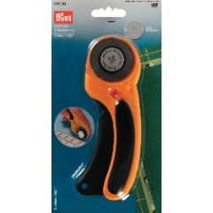 Раскройный нож Prym 611393 Comfort 45 мм