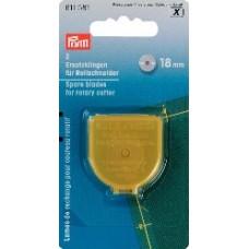 Сменное лезвие Prym 611581 для раскройного ножа Super Mini 18 мм