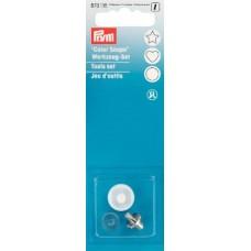 Набор инструментов Prym 673115 для кнопок Color Snaps