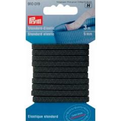 Эластичная лента Prym 910019 черная