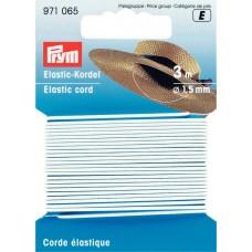 Эластичный шнур Prym 971065 белый