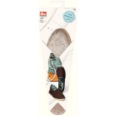 Эспадрильи - Подошвы Prym 975200 размер 36 1 пара