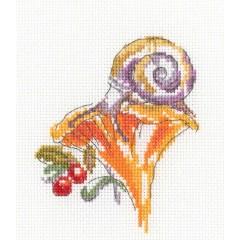 Набор для вышивания RTO EH378 Лисичка