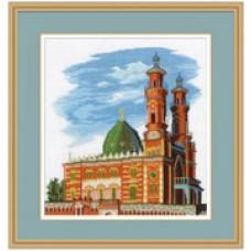 """Набор для вышивания RTO M113 """"Соборная мечеть г. Владикавказа"""""""