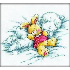 """Набор для вышивания RTO M157 """"Сладкий сон"""""""