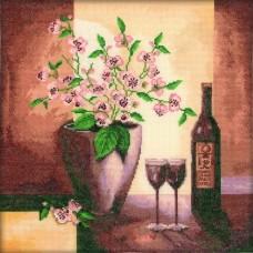 """Набор для вышивания RTO M191 """"Тосканское вино"""""""