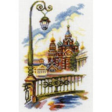 набор для вышивания РТО M295 Храм Спаса-на-Крови г. Санкт-Петербург