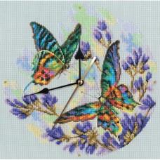 Набор для вышивания RTO M40014 Радужные бабочки