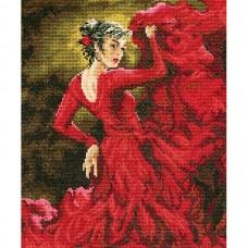 Набор для вышивания RTO M439 Фламенко