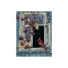 Набор для вышивания RTO M454 Старое окно
