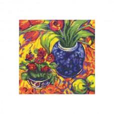 Набор для вышивания RTO M496 Цветы и фрукты