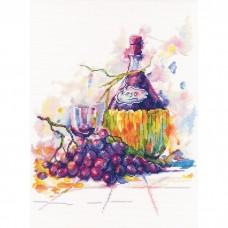 """Набор для вышивания RTO M615 """"Виноградное вино"""""""