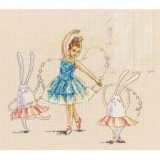 Набор для вышивания RTO M661 Танец с солнечными зайчиками