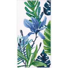 Набор для вышивания RTO M748 Голубой цветок