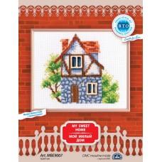 Набор для вышивания RTO MBE9007 Мой милый дом