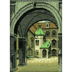 """Набор для вышивания RTO R151 """"Тайна старой арки"""""""