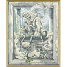 "Набор для рисования красками Schipper 0294 ""Фонтан Нептуна"""
