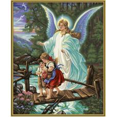 "Набор для рисования красками Schipper 0364 ""Ангел"""