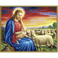 """Набор для рисования красками Schipper 0370 """"Пастух"""""""