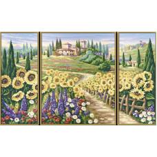 """Набор для рисования красками Schipper 0424 """"Лето в Таскании"""""""