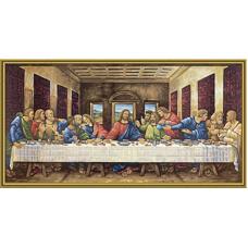 """Набор для рисования красками Schipper 0441 """"Тайная вечеря"""""""