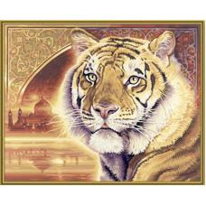 """Набор для рисования красками Schipper 0454 """"Бенгальский тигр"""""""