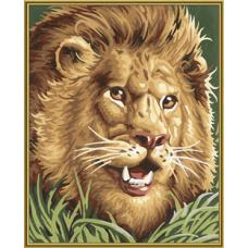 """Набор для рисования красками Schipper 0479 """"Лев"""""""