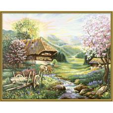 """Набор для рисования красками Schipper 0505 """"Весна"""""""