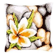 """Набор для вышивания VERVACO PN-0143706 Подушка """"Камни"""""""