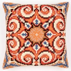 "Набор для вышивания VERVACO PN-0145173 Подушка ""Geometric Design"""