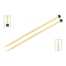 Спицы прямые 33 см KnitPro Bamboo 22448 3.75 мм
