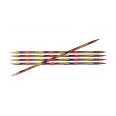 Спиці шкарпеткові 20 см KnitPro Symfonie Wood 20112 5.50 мм