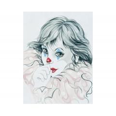 Канва с рисунком Collection D'Art CDA 10186