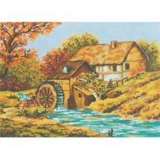 Канва с рисунком Collection D'Art CDA 10198