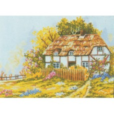 Канва с рисунком Collection D'Art CDA 10199