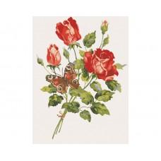 Канва с рисунком Collection D'Art CDA 10468
