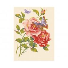 Канва с рисунком Collection D'Art CDA 10469