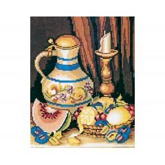 Канва с рисунком Collection D'Art CDA 11126