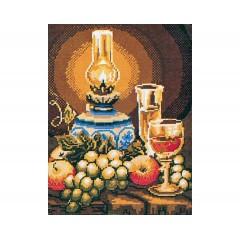 Канва с рисунком Collection D'Art CDA 11127