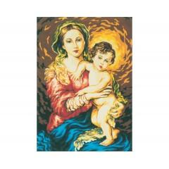 Канва с рисунком Collection D'Art CDA 11352