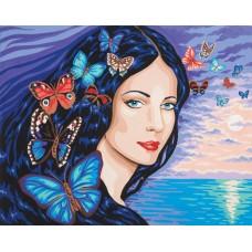 Канва с рисунком Collection D'Art CDA 11590
