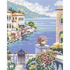 Канва с рисунком Collection D'Art CDA 11848