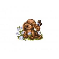 Канва с рисунком Collection D'Art CDA 3191