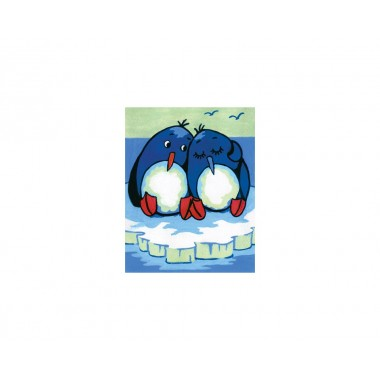 Канва с рисунком Collection D'Art CDA 3206