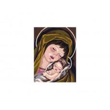 Канва с рисунком Collection D'Art CDA 3217