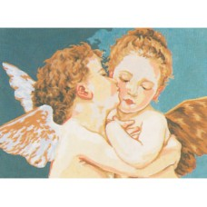 Канва с рисунком Collection D'Art CDA 6030